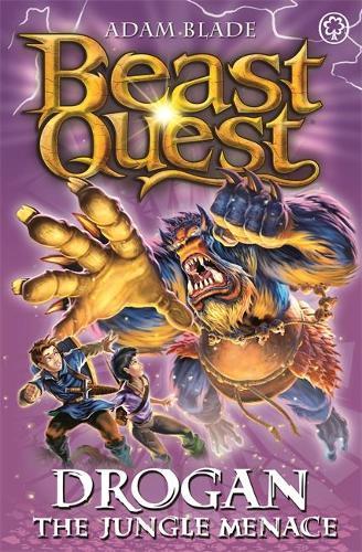 Beast Quest: Drogan the Jungle Menace: Series 18 Book 3 - Beast Quest (Paperback)