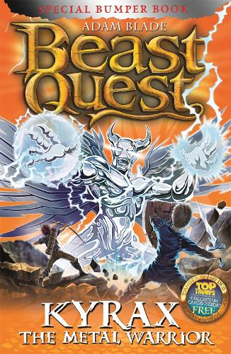 Beast Quest: Kyrax the Metal Warrior: Special 19 - Beast Quest (Paperback)