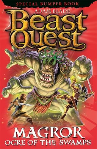 Magror, Ogre of the Swamps: Special 20 - Beast Quest (Paperback)