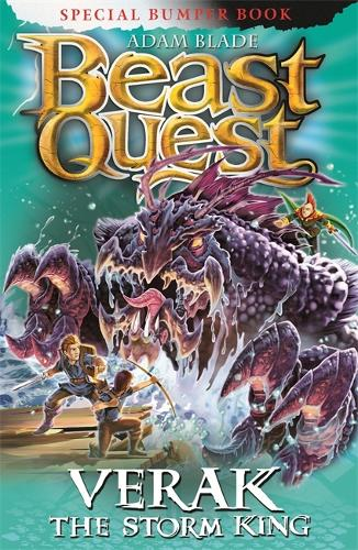 Beast Quest: Verak the Storm King: Special 21 - Beast Quest (Paperback)