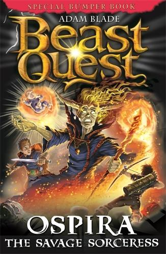 Beast Quest: Ospira the Savage Sorceress: Special 22 - Beast Quest (Paperback)