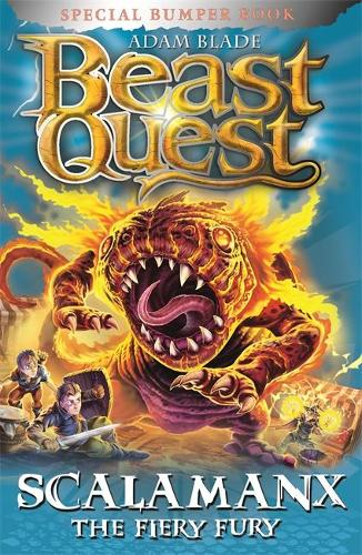 Beast Quest: Scalamanx the Fiery Fury: Special 23 - Beast Quest (Paperback)