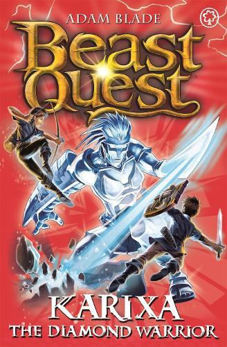 Beast Quest: Karixa the Diamond Warrior: Series 18 Book 4 - Beast Quest (Paperback)