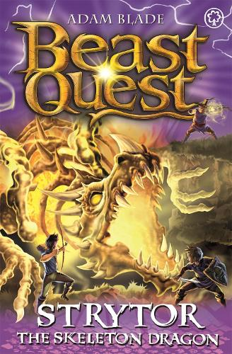 Beast Quest: Strytor the Skeleton Dragon: Series 19 Book 4 - Beast Quest (Paperback)