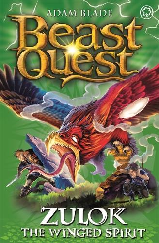 Zulok the Winged Spirit: Series 20 Book 1 - Beast Quest (Paperback)