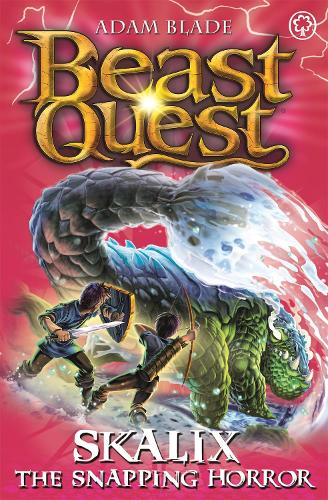 Beast Quest: Skalix the Snapping Horror: Series 20 Book 2 - Beast Quest (Paperback)