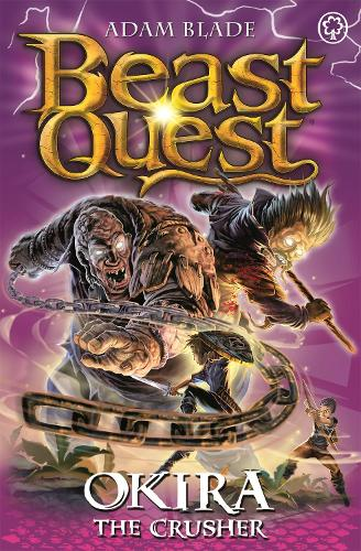 Beast Quest: Okira the Crusher: Series 20 Book 3 - Beast Quest (Paperback)