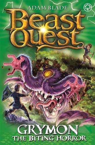 Beast Quest: Grymon the Biting Horror: Series 21 Book 1 - Beast Quest (Paperback)