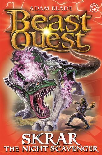 Skrar the Night Scavenger: Series 21 Book 2 - Beast Quest (Paperback)