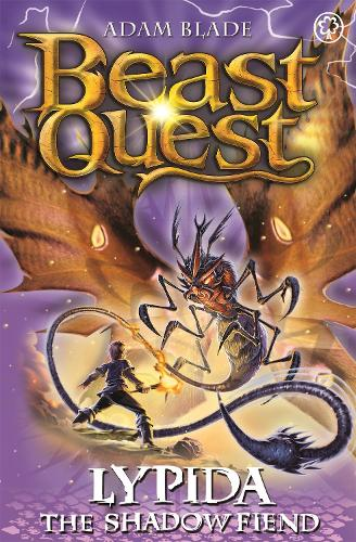 Beast Quest: Lypida the Shadow Fiend: Series 21 Book 4 - Beast Quest (Paperback)