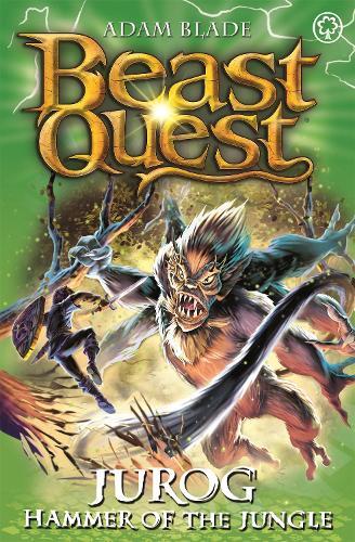 Beast Quest: Jurog, Hammer of the Jungle: Series 22 Book 3 - Beast Quest (Paperback)