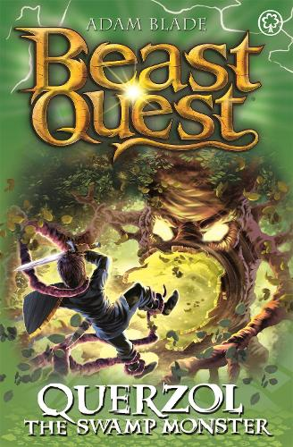 Querzol the Swamp Monster: Series 23 Book 1 - Beast Quest (Paperback)