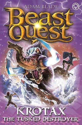 Beast Quest: Krotax the Tusked Destroyer: Series 23 Book 2 - Beast Quest (Paperback)