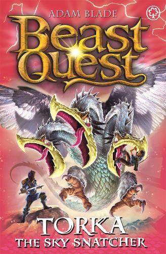 Beast Quest: Torka the Sky Snatcher: Series 23 Book 3 - Beast Quest (Paperback)