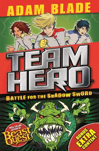Battle for the Shadow Sword - Team Hero (Paperback)