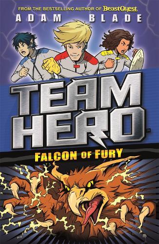 Falcon of Fury: Series 2 Book 3 - Team Hero (Paperback)