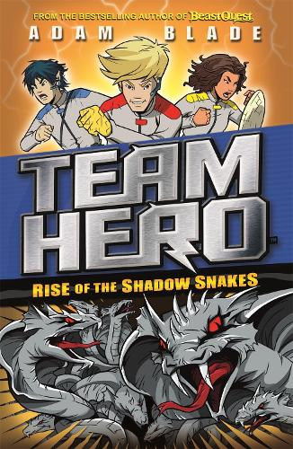 Rise of the Shadow Snakes: Series 2 Book 4 - Team Hero (Paperback)