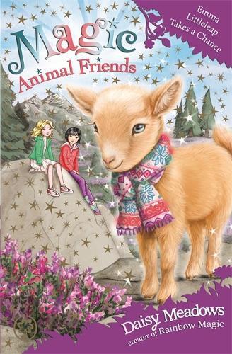 Magic Animal Friends: Emma Littleleap Takes a Chance: Book 23 - Magic Animal Friends (Paperback)