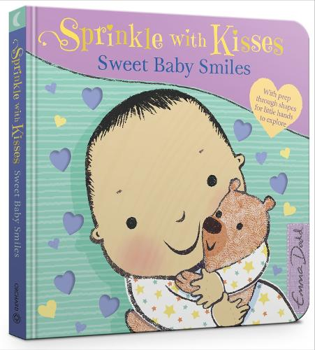 Sprinkle with Kisses: Sweet Baby Smiles - Sprinkle with Kisses (Board book)