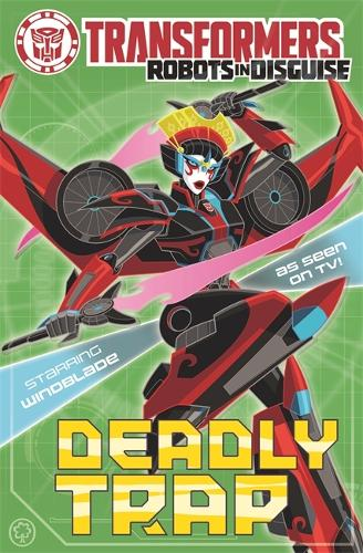 Transformers: Deadly Trap: Book 5 - Transformers (Paperback)