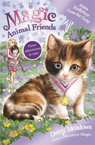 Magic Animal Friends: Anna Fluffyfoot Goes for Gold: Special 6 - Magic Animal Friends (Paperback)