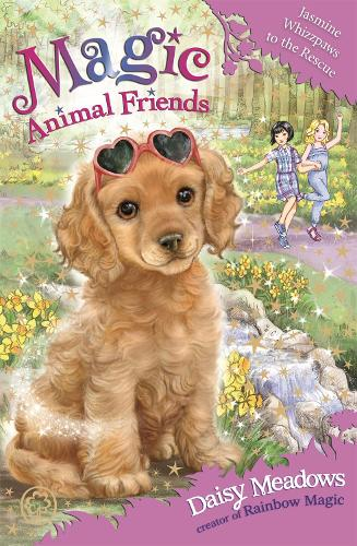 Magic Animal Friends: Jasmine Whizzpaws to the Rescue: Book 29 - Magic Animal Friends (Paperback)