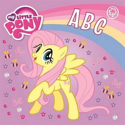 ABC - My Little Pony 44 (Board book)