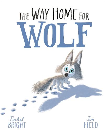The Way Home For Wolf (Paperback)