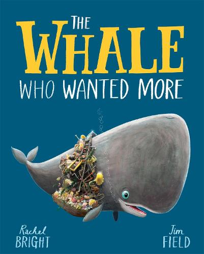 The Whale Who Wanted More (Paperback)