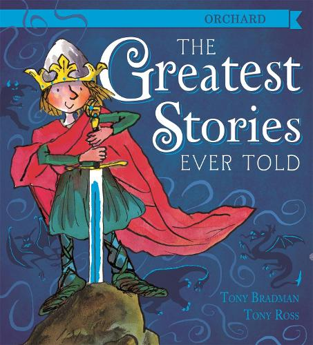 The Greatest Stories Ever Told (Hardback)