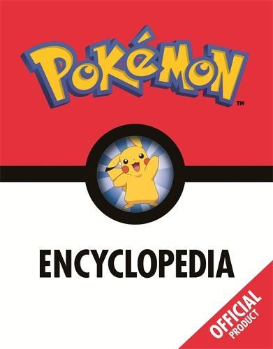 The Official Pokemon Encyclopedia - Pokemon (Hardback)