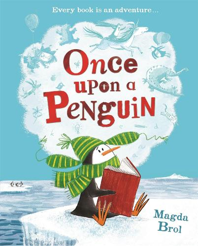 Once Upon a Penguin (Paperback)