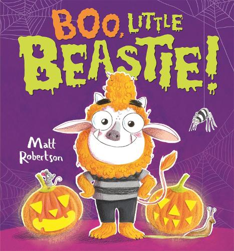 Boo, Little Beastie! (Hardback)