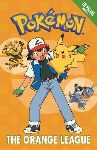 The The Orange League: Book 3 - The Official Pokemon Fiction (Paperback)