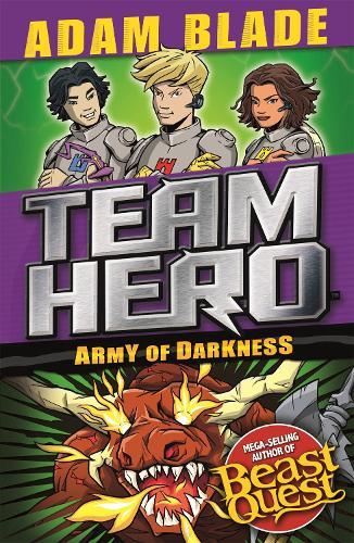 Team Hero: Army of Darkness: Series 3 Book 3 - Team Hero (Paperback)