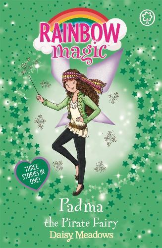 Rainbow Magic: Padma the Pirate Fairy: Special - Rainbow Magic (Paperback)