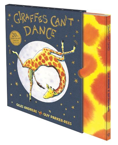 Giraffes Can't Dance: 20th Anniversary Limited Edition - Giraffes Can't Dance (Hardback)