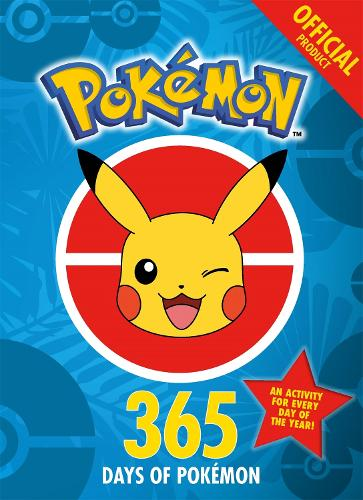 The Official Pokemon 365 Days of Pokemon: An Activity for Every Day of the Year - Pokemon (Paperback)