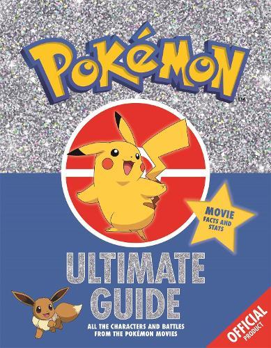 The Official Pokemon Ultimate Guide - Pokemon (Hardback)