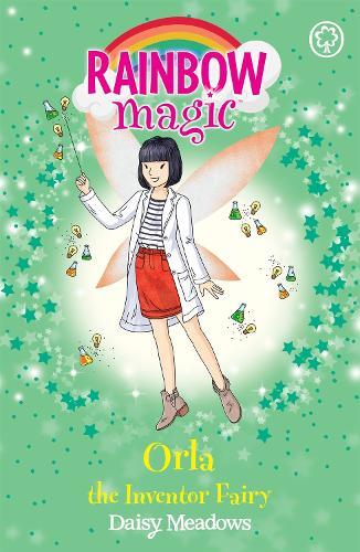 Rainbow Magic: Orla the Inventor Fairy: The Discovery Fairies Book 2 - Rainbow Magic (Paperback)