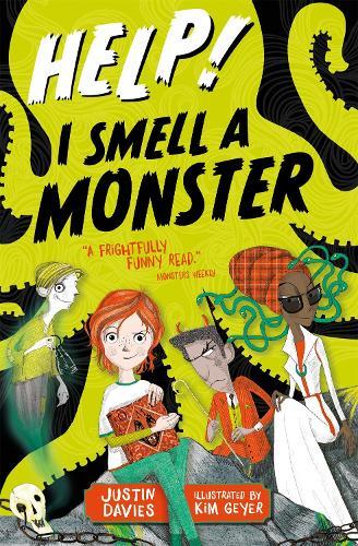 Help! I Smell a Monster (Paperback)