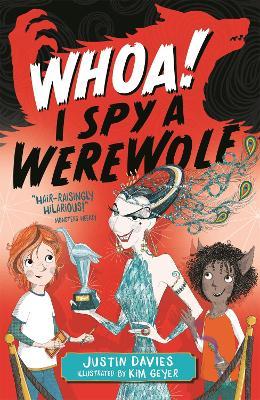 Whoa! I Spy a Werewolf (Paperback)
