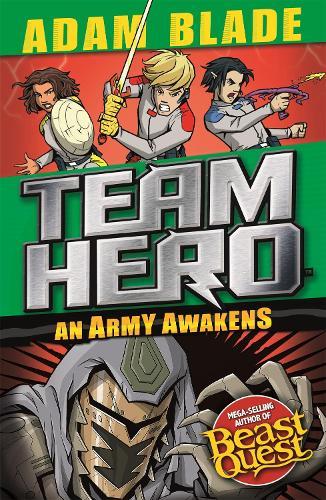 An Army Awakens: Series 4 Book 4 - Team Hero (Paperback)
