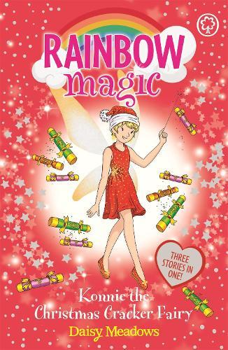 Rainbow Magic: Konnie the Christmas Cracker Fairy: Special - Rainbow Magic (Paperback)