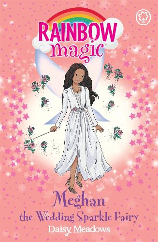 Rainbow Magic Meghan The Wedding Sparkle Fairy By Daisy