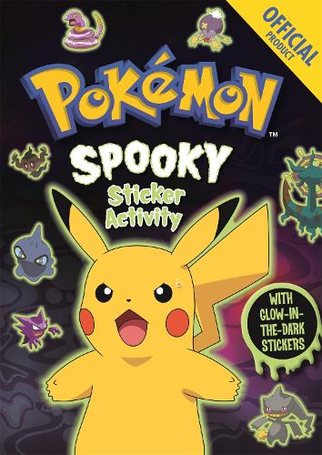 Official Pokemon Spooky Sticker Book - Pokemon (Paperback)