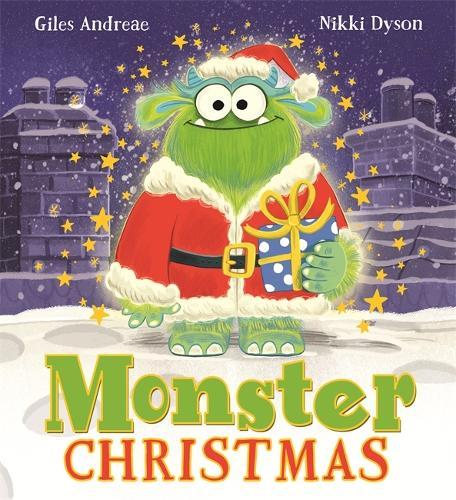 Monster Christmas (Paperback)