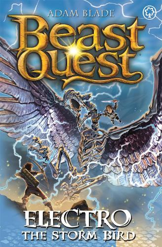 Beast Quest: Electro the Storm Bird: Series 24 Book 1 - Beast Quest (Paperback)