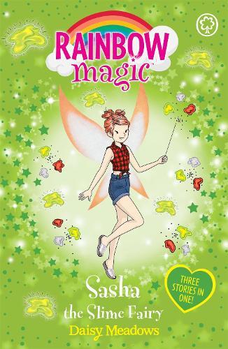 Rainbow Magic: Sasha the Slime Fairy: Special - Rainbow Magic (Paperback)