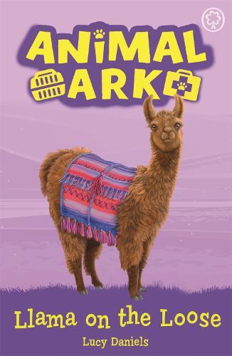 Animal Ark, New 10: Llama on the Loose: Book 10 - Animal Ark (Paperback)